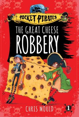 The Great Cheese Robbery, Chris Mould