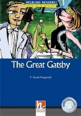 The Great Gatsby, Class Set, F. Scott Fitzgerald, David A. Hill