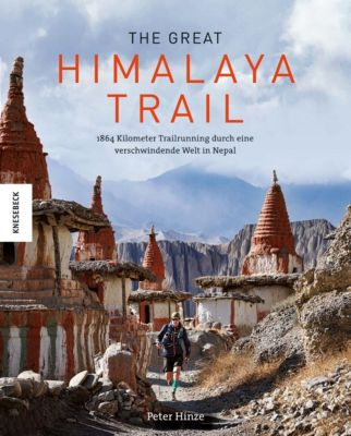 The Great Himalaya Trail, Peter Hinze