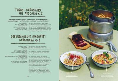 Klug Camping-kochbuch über 100 Leckere Rezepte Für Unterwegs Zelten Wandern Buch Book Sport Bücher