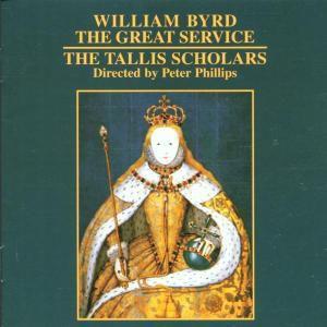 The Great Service, Phillips, The Tallis Scholars