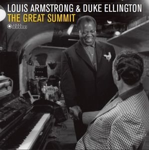 The Great Summit (180g Vinyl)- Jean, Louis & Ellington,Duke Armstrong