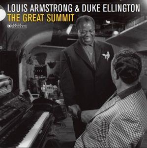 The Great Summit (180g Vinyl)-Jean-Pierre Leloir, Louis & Ellington,Duke Armstrong