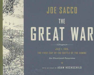 The Great War, Joe Sacco