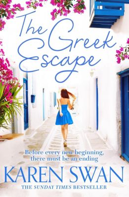 The Greek Escape, Karen Swan