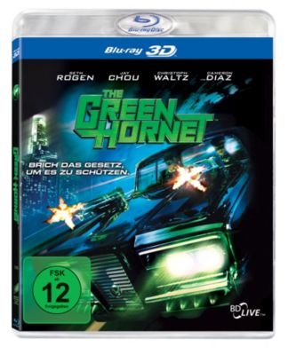The Green Hornet - 3D, Evan Goldberg, Seth Rogen, Fran Striker, George W. Trendle