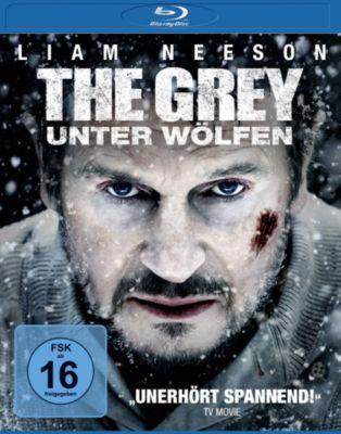 The Grey - Unter Wölfen, Joe Carnahan, Ian Mackenzie Jeffers