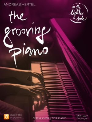 The Grooving Piano - Andreas Hertel |