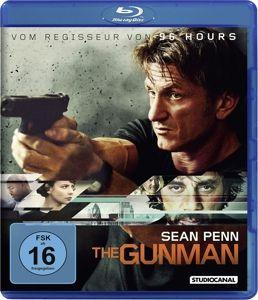 The Gunman, Sean Penn, Javier Bardem