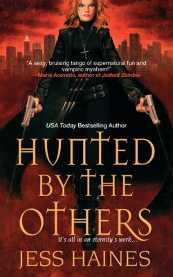 The H&W Investigations: Hunted by the Others, Jess Haines