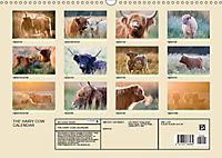 The Hairy Cow Calendar (Wall Calendar 2019 DIN A3 Landscape) - Produktdetailbild 13