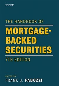 SECURITIES PDF FABOZZI HANDBOOK OF MORTGAGE-BACKED