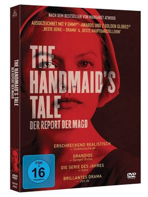 The Handmaid's Tale - Der Report der Magd, Margaret Atwood