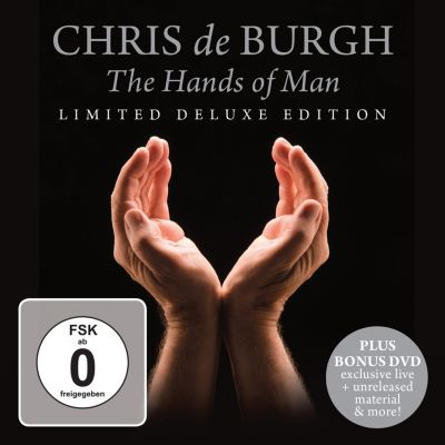 The Hands Of Man (Limited Deluxe Edition) CD+DVD, Chris de Burgh
