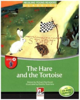 The Hare and the Tortoise, mit 1 CD-ROM/Audio-CD