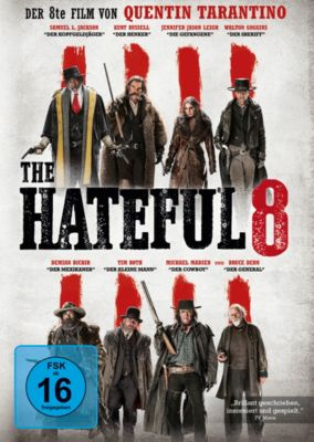 The Hateful 8, Diverse Interpreten