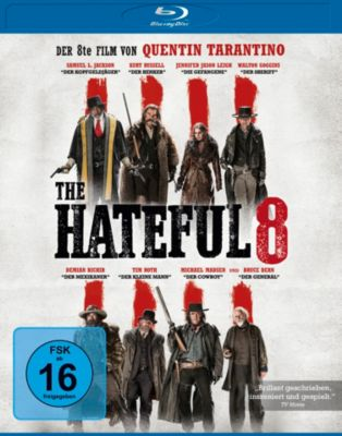The Hateful 8, Diverse Interpreten