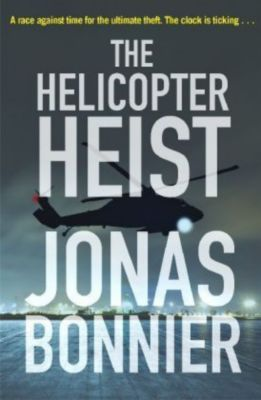 The Helicopter Heist, Jonas Bonnier