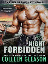 The Heroes of New Vegas: Night Forbidden, Colleen Gleason