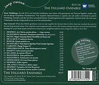 The Hilliard Ensemble-Best Of - Produktdetailbild 1