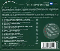 The Hilliard Ensemble-Best Of - Produktdetailbild 1