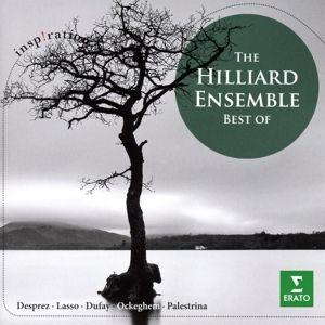 The Hilliard Ensemble-Best Of, The Hilliard Ensemble