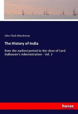 The History of India, John Clark Marshman
