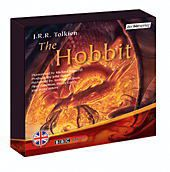 The Hobbit, 4 Audio-CDs, J.R.R. Tolkien