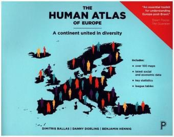 The Human Atlas of Europe, Dimitris Ballas