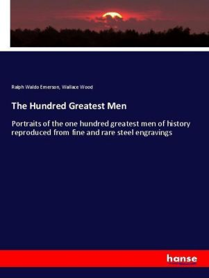 The Hundred Greatest Men, Ralph Waldo Emerson, Wallace Wood
