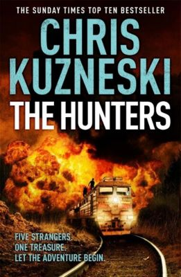 The Hunters (The Hunters 1), Chris Kuzneski