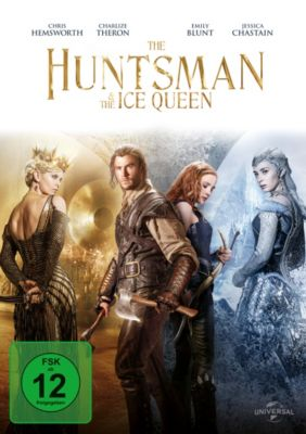 The Huntsman & the Ice Queen, Charlize Theron,Emily Blunt Chris Hemsworth