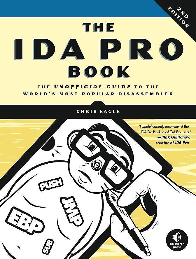 The IDA Pro Book Buch von Chris Eagle versandkostenfrei bei