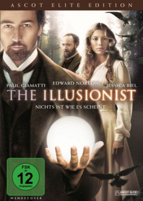 The Illusionist, Steven Millhauser