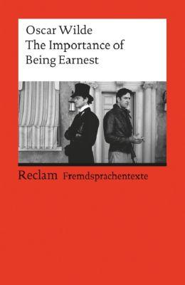 The Importance of Being Earnest - Oscar Wilde |