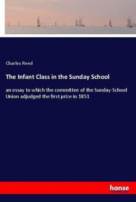 The Infant Class in the Sunday School, Charles Reed