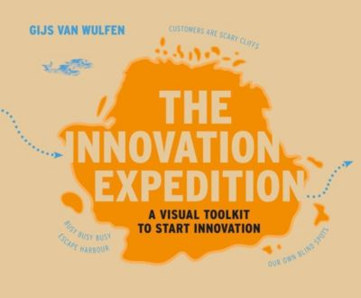 The Innovation Expedition, Gijs van Wulfen