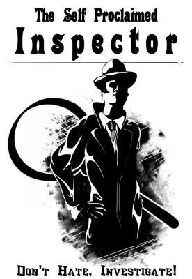 The Inspector Dulrimple Investigations: The Self Proclaimed Inspector (The Inspector Dulrimple Investigations, #1), Joshua Gardiner