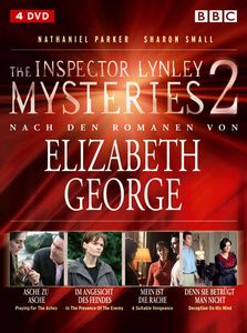 The Inspector Lynley Mysteries, Vol.2 4 DVDs, Elizabeth George, Kate Wood, Francesca Brill, Valerie Windsor