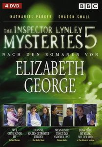 The Inspector Lynley Mysteries - Vol. 5, Peter James, Mark Greig, Ed Whitmore, Suzie Smith