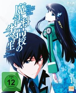 The Irregular at Magic High School Vol.1 - The Beginning (Ep. 1-7), N, A