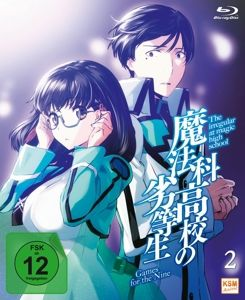 The Irregular at Magic Highschool - Vol. 2: Games for the Nine, N, A