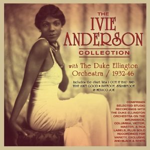 The Ivie Anderson Collection 1932-46, Ivie Anderson