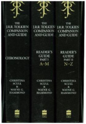The J. R. R. Tolkien Companion and Guide, 3 Vols., Wayne G. Hammond, Christina Scull, J.R.R. Tolkien