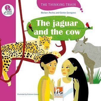 The jaguar and the cow, mit Online-Code, Herbert Puchta, Günter Gerngross