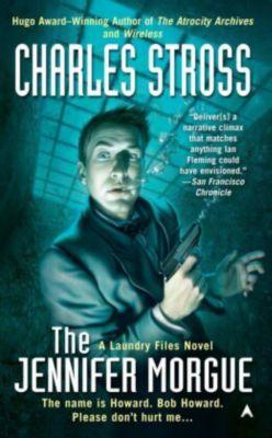 The Jennifer Morgue, Charles Stross