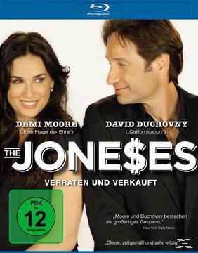 The Joneses - Verraten und Verkauft, Derrick Borte, Randy T. Dinzler