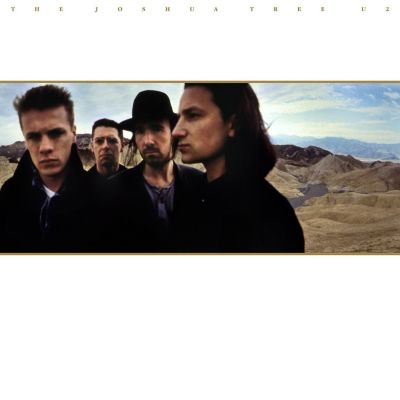 The Joshua Tree (30th Anniversary Edition, Limited Deluxe 2CD), U2