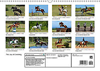The Joy of Eventing (Wall Calendar 2019 DIN A3 Landscape) - Produktdetailbild 13