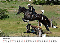The Joy of Eventing (Wall Calendar 2019 DIN A3 Landscape) - Produktdetailbild 1
